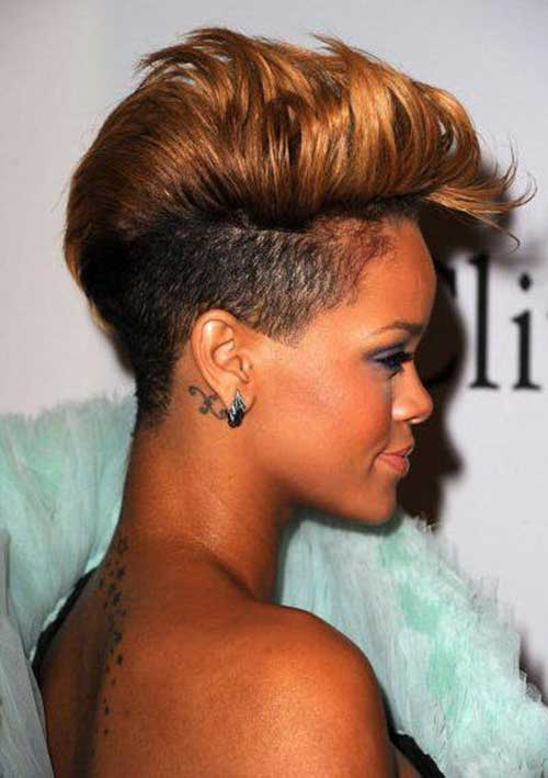 15 Very Cool Shaved Pixie Haircuts - crazyforus