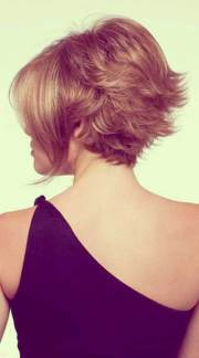 concave bob hairstyles view