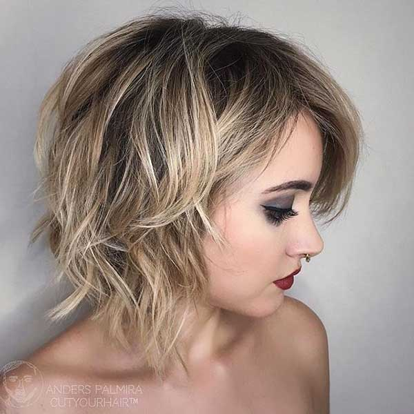 14 Sexy Super Short Hairstyles