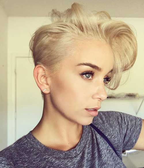 Really Lovely Cute Short Hair Cuts  The Best Short Hairstyles for Women 2017  2018