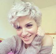 cool and stylish pixie haircut