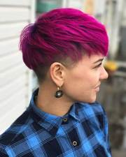 pretty cool short hairstyles
