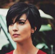 trendy long pixie haircuts