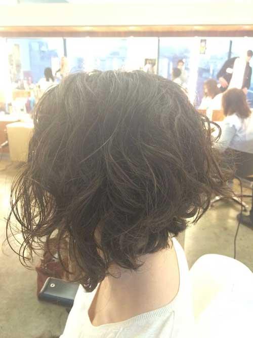 Graduated Bob Hairstyle