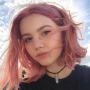 cute & pink short hair ideas