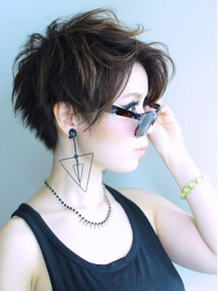 30 Trendy Hairstyles For Short Hair Short Hairstyles