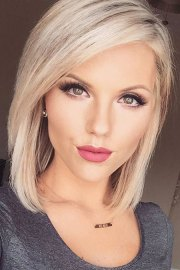 great straight bob hairstyles