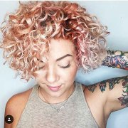 short curly hair 2017 trends