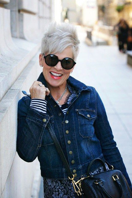 20 Great Pixie Haircuts For Women Over 50 Pixie Cuts