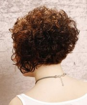 short curly hairstyles women