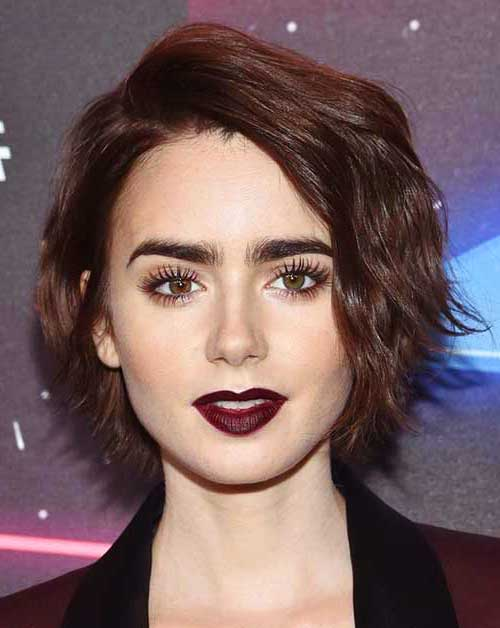 20 Female Celebrities With Inspiring Short Hairstyles Crazyforus