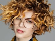 Short Curly Hairstyles 2017