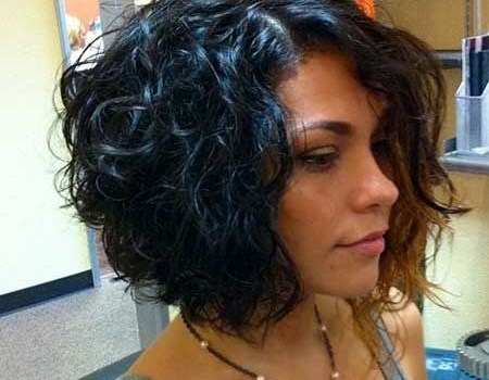Short Curly Hairstyles For Curly Hair 2017 - short curly hairstyles for curly hair 2017 3