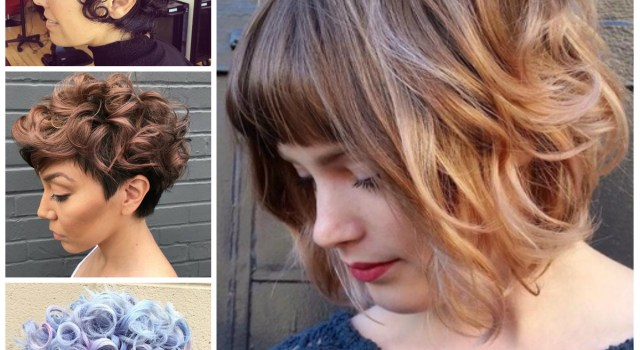 Short Haircuts for Curly Hair 2017 - short haircuts for curly hair 2017 5