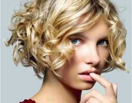Cool Short Curly Hairstyles - cool short curly hairstyles 2