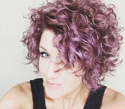 Cool Short Curly Hairstyles - cool short curly hairstyles