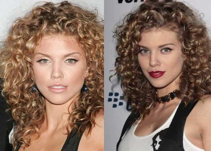Curly Hair Trends 2017