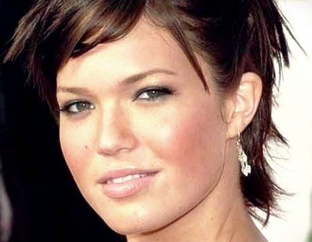 25 Trend Curly Short Hairstyles for Round Faces - curly short hairstyles round faces10