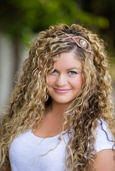 Quıck Hairstyles For Curly Hair - quick hairstyles for curly hair