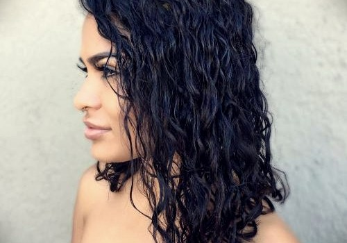 35+ Best Hairdos for Curly Hair - hairdos for curly hair 3