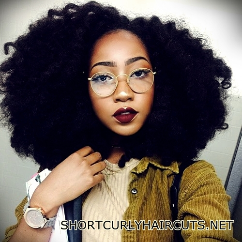 +40 Trend Natural Hairstyles for Short Hair - natural hairstyles short hair 1