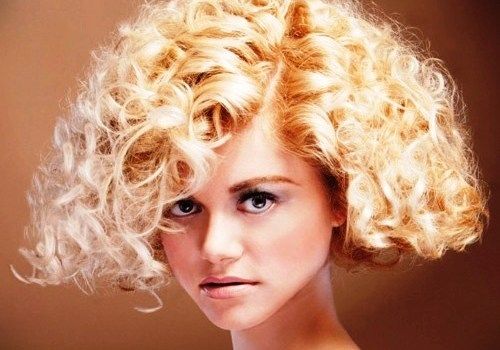 +30 Best Short Blonde Curly Hair - short blonde curly hair 1