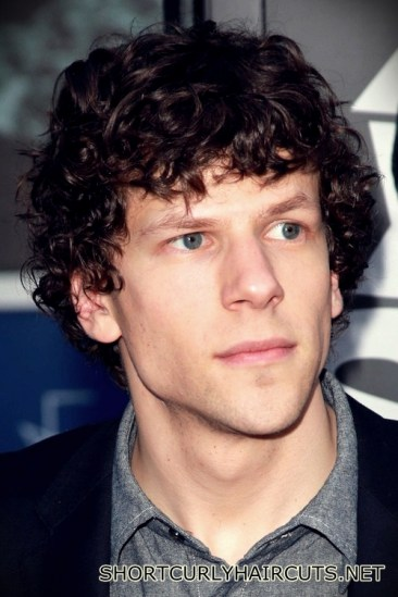 Best Short Curly Haircuts for Men - short curly haircuts men 27