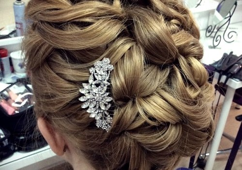 Short Curly Hairstyles for a Wedding - short curly hairstyles wedding 23