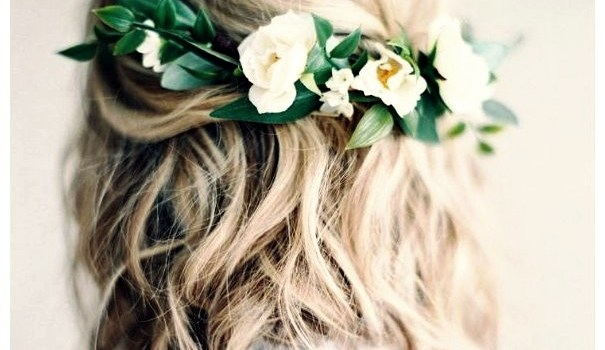 +20 Trends Wedding Hair 2018 - wedding hair 2018 3