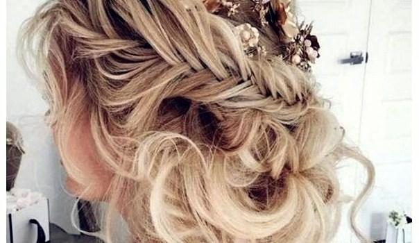 +20 Trends Wedding Hair 2018 - wedding hair 2018 6