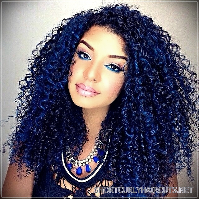 best hair colors curly hair 4 - Getting the Best Hair Color for Curly Hair