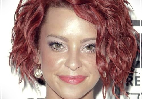 Top 20 Female Short Curly Hairstyles - female short curly hairstyles 16