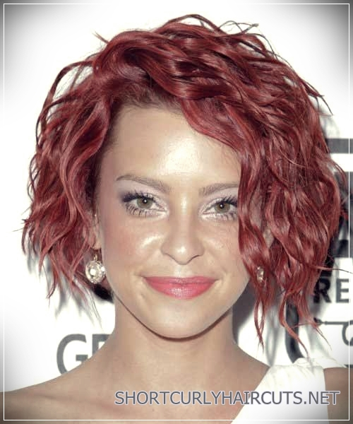 Top 20 Female Short Curly Hairstyles - Short and Curly Haircuts