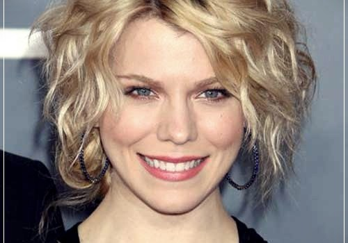 Top 20 Female Short Curly Hairstyles - female short curly hairstyles 6