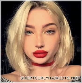 The Best Hair Color Ideas for Short Hair - hair color ideas short hair 19