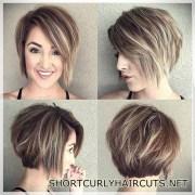 The Best Hair Color Ideas for Short Hair - hair color ideas short hair 29