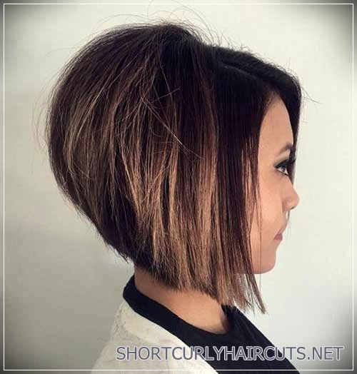 inverted bob hair cuts 3 - 2018 Elegant Inverted Bob Hair Cuts