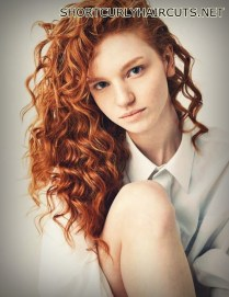 Amazing Layered Hairstyles for Curly Hair - layered hairstyles curly hair 9