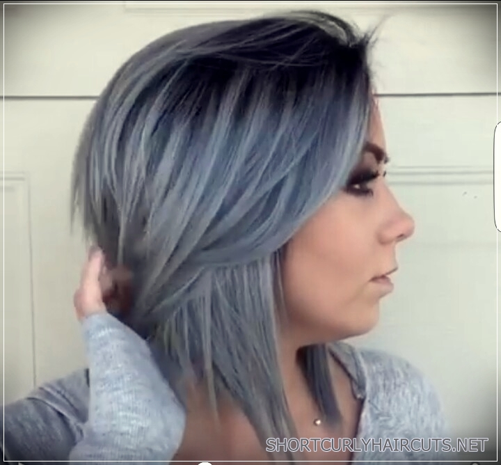 The Best Natural Hair Colors For Short Hair In 2018 Short And