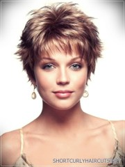 6 alluring short haircuts thick