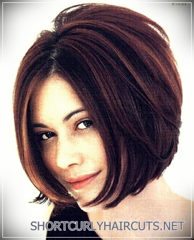 Short Bob Haircuts for Thick Hair