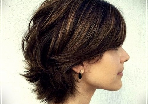 6 Alluring Short Haircuts For Thick Hair - short haircuts for thick hair 16