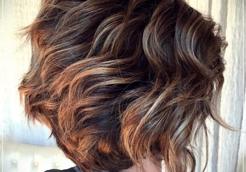 6 Alluring Short Haircuts For Thick Hair - short haircuts for thick hair 22
