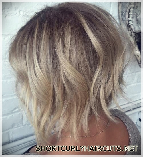 Short Hairstyles for Thin Hair in 2018  - short hairstyles thin hair 27