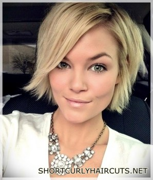 Short Hairstyles for Thin Hair in 2018 - Short and Curly Haircuts