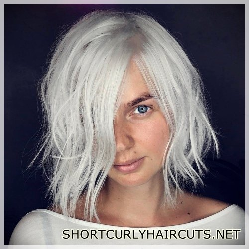 Short Hairstyles for Thin Hair in 2018  - short hairstyles thin hair 34
