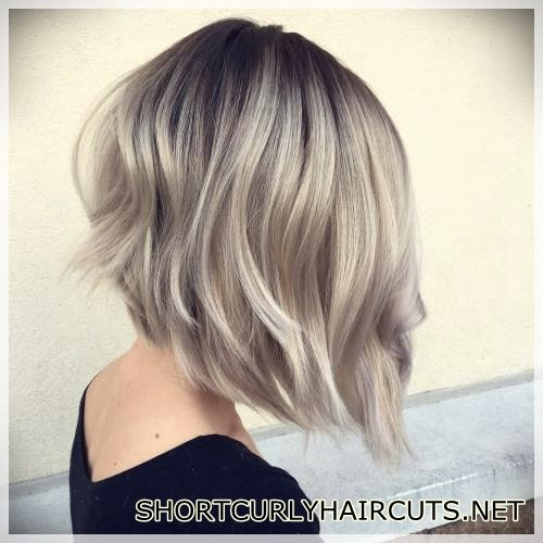 Short Hairstyles for Thin Hair in 2018  - short hairstyles thin hair 42