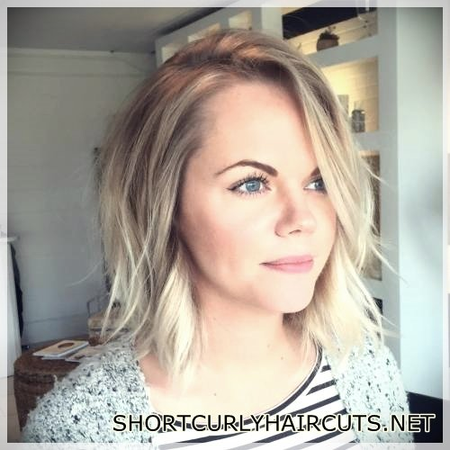 Short Hairstyles for Thin Hair in 2018  - short hairstyles thin hair 43