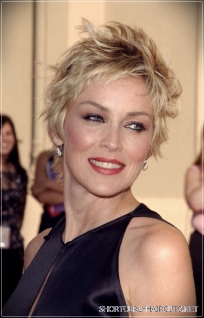 10 Gorgeous Hairstyles For Women Over 40 Short And Curly Haircuts