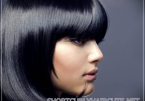 The Best Permanent Hair Color for Short Hair - permanent hair color short hair 5